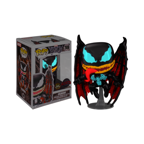 Venom - Venom with Wings Pop! Vinyl