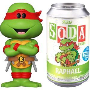 Teenage Mutant Ninja Turtles - Raphael Vinyl Soda