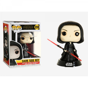 Star Wars Episode IX: The Rise Of Skywalker - Dark Side Rey Pop! Vinyl