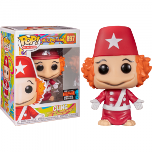 H.R. Pufnstuf - Cling Pop! Vinyl (2019 Fall Convention Exclusive)