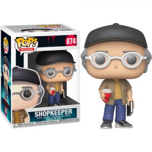 It: Chapter 2 - Shop Keeper Stephen King Pop! Vinyl