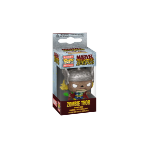 Marvel Zombies - Thor Pocket Pop! Keychain