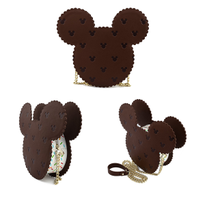 Mickey Mouse - Ice Cream Sandwich Crossbody