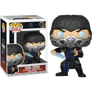 Mortal Kombat (2021) - Sub-Zero Metallic Pop! Vinyl