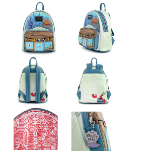 SpongeBob SquarePants - Krusty Krab Mini Backpack
