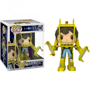 """Alien - Power Loader with Ripley US Exclusive 6"""" Pop! Vinyl [RS]"""