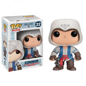 Assassins Creed III #22 Connor - Pop! Vinyl (Vaulted)
