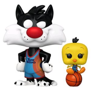Space Jam 2: A New Legacy - Sylvester & Tweety Pop! Vinyl