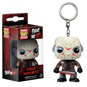 Friday the 13th - Jason Voorhees Pocket Pop! Keychain