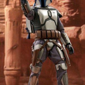 """Star Wars - Jango Fett 1:6 Scale 12"""" Action Figure"""