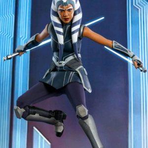 "Star Wars: The Clone Wars - Ahsoka Tano 1:6 Scale 12"" Action Figure"