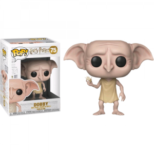 Harry Potter - Dobby Snapping his Fingers Pop! Vinyl
