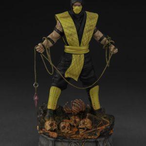 Mortal Kombat - Scorpion 1:10 Scale Statue