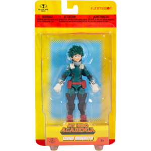"My Hero Academia - Izuku Midoriya (Deku) 5"" Scale Action Figure"