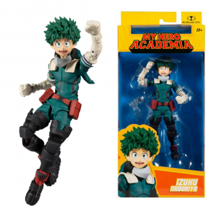 "My Hero Academia - Izuku Midoriya Gamma Hero Suit 7"" Scale Action Figure"