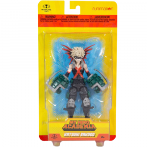 "My Hero Academia - Katsuki Bakugo 5"" Scale Action Figure"