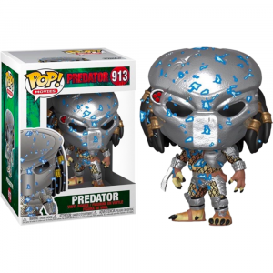 Predator - Predator Electric Armor Blue US Exclusive Pop! Vinyl [RS]