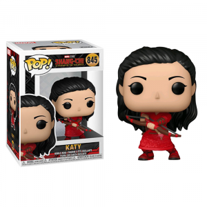 Shang-Chi and the Legend of the Ten Rings - Katy Pop! Vinyl