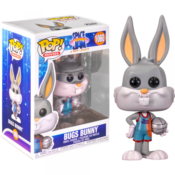 Space Jam 2: A New Legacy - Bugs Bunny Pop! Vinyl