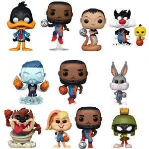 Space Jam 2: A New Legacy - Welcome to the Jam Pop! Vinyl Bundle (Set Of 11)