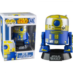 Star Wars - R2-B1 Pop! Vinyl (Vaulted)