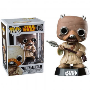 Star Wars - Tusken Raider Vaulted Pop! Vinyl