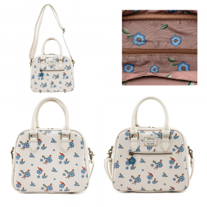 The Fox and the Hound - Floral Crossbody