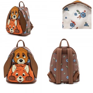 The Fox and the Hound - Todd & Copper Mini Backpack