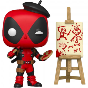Deadpool - Deadpool Artist US Exclusive Pop! Vinyl [RS]