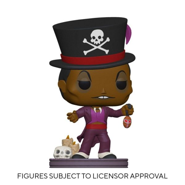 The Princess and the Frog - Doctor Facilier Pop! Vinyl