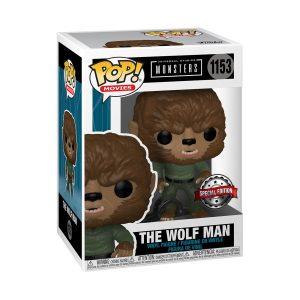 Universal Monsters - Wolfman Pop! Vinyl