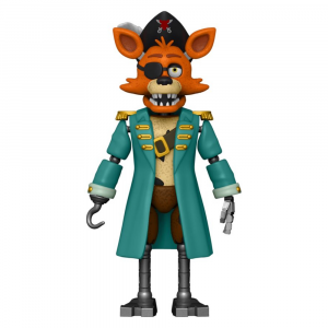 Five Nights at Freddy's: Dreadbear - Captain Foxy Action Figure [RS]