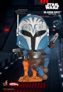 Star Wars: The Mandalorian - Bo-Katan Kryze Cosbaby