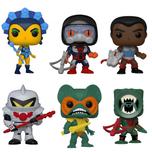 Masters of the Universe - Pop! Vinyl Bundle (Set Of 6)