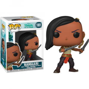 Raya and the Last Dragon - Namari Pop! Vinyl