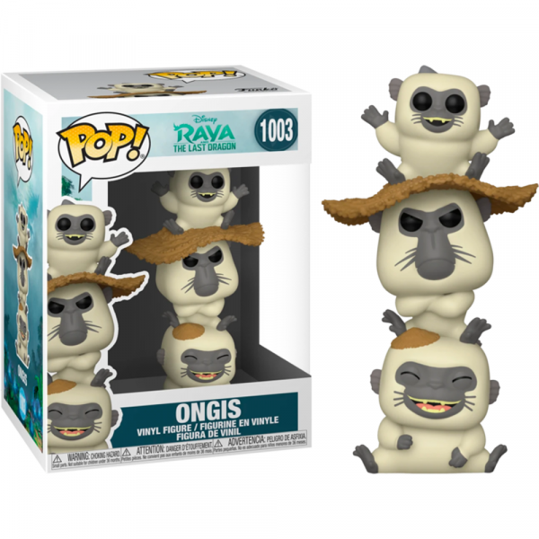 Raya and the Last Dragon - Ongi Pop! Vinyl