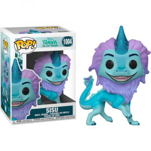 Raya and the Last Dragon - Sisu as Dragon Pop! Vinyl