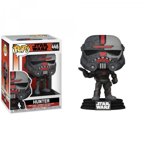 Star Wars: Bad Batch - Hunter Pop! Vinyl