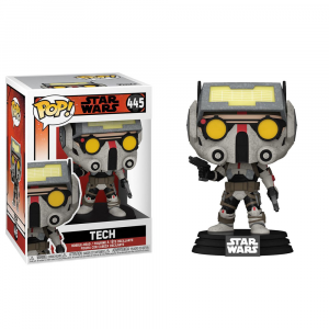 Star Wars: Bad Batch - Tech Pop! Vinyl