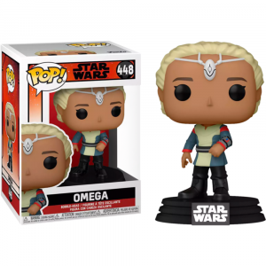 Star Wars: The Bad Batch - Omega Pop! Vinyl