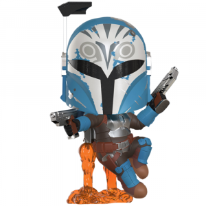 Star Wars: The Mandalorian - Bo-Katan Kryze Cosbaby