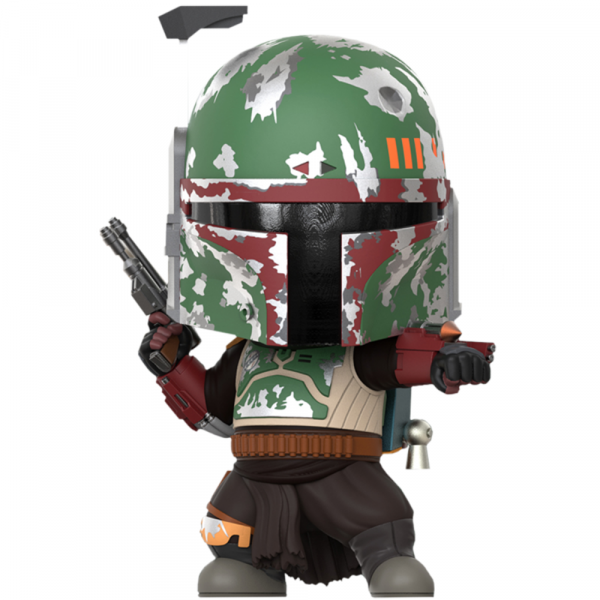 Star Wars: The Mandalorian - Boba Fett Cosbaby