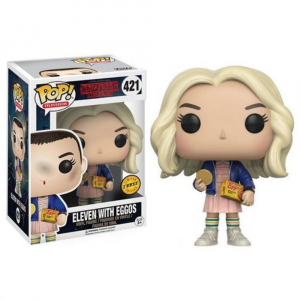 Stranger Things - Eleven with Eggos Pop! Vinyl Chase