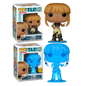 TLC - T-Boz Pop! Vinyl Chase Bundle
