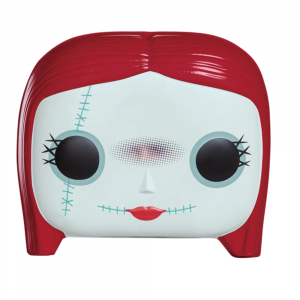 The Nightmare Before Christmas - Sally Pop! Vacuform Mask