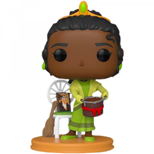 The Princess and the Frog - Tiana with Gumbo Ultimate Princess US Exclusive Pop! Vinyl [RS]