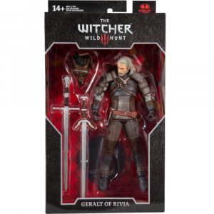 """The Witcher 3: Wild Hunt - Geralt of Rivia 7"""" Action Figure"""