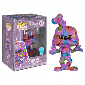 Disney - Goofy (Artist Series) US Exclusive Pop! with Protector [RS]