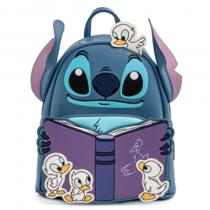 Lilo & Stitch - Story Time Duckies Mini Backpack