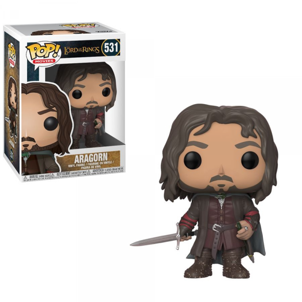 The Lord of the Rings - Aragorn Pop! Vinyl